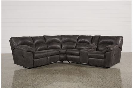 Display product reviews for KIT-TAMBO PEWTER 2 PIECE RECLINING SECTIONAL