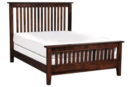 Display product reviews for KIT-LLOYD QUEEN PANEL BED