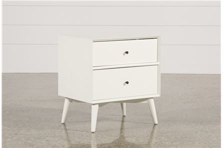 Display product reviews for ALTON WHITE NIGHTSTAND