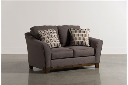 Display product reviews for JANLEY SLATE LOVESEAT