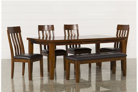 Display product reviews for KIT-RALENE 6 PIECE DINING SET