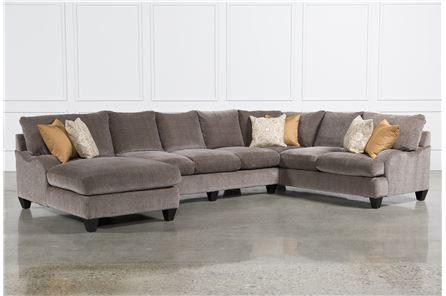 Display product reviews for KIT-PRYCE 3 PIECE SECTIONAL W/LAF CHAISE