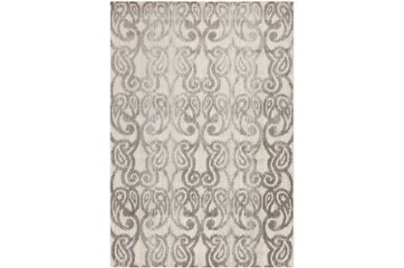Display product reviews for 91X127 RUG-KETTON GREY PAISLEY
