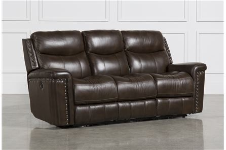 Display product reviews for BOWMAN POWER RECLINING SOFA