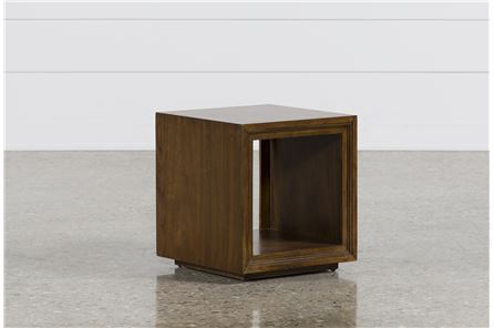 Display product reviews for BRENNAN CUBE TABLE