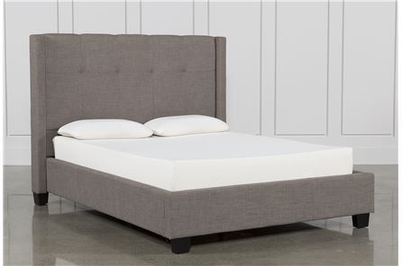 Display product reviews for KIT-DAMON II CALIFORNIA KING UPHOLSTERED PLATFORM BED