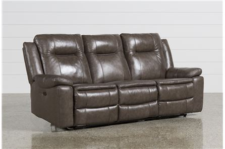 Display product reviews for CONROY POWER RECLINING SOFA W/USB