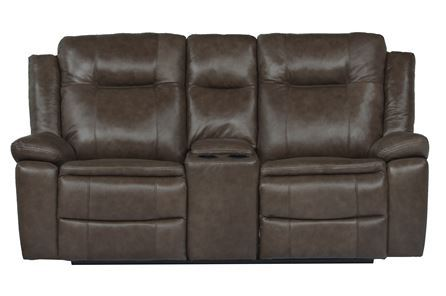 Display product reviews for CONROY POWER RECLINING LOVESEAT W/CONSOLE & USB
