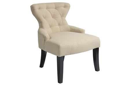 Display product reviews for VIVIANNE LINEN ACCENT CHAIR