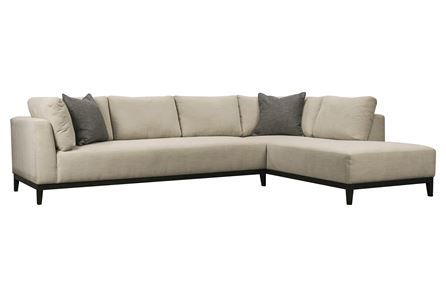 Display product reviews for KIT-DELANEY 2 PIECE SECTIONAL W/RAF CHAISE
