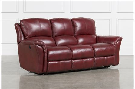 Display product reviews for BECKHAM POWER RECLINING SOFA