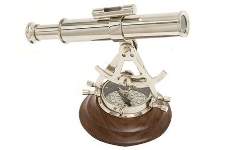 Display product reviews for 7 INCH BRASS ALIDADE COMPASS
