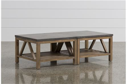 Display product reviews for KIT-ASHER COCKTAIL TABLE