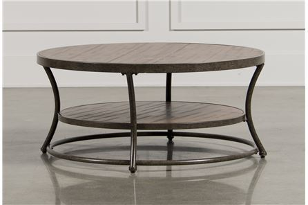 Display product reviews for NARTINA ROUND COCKTAIL TABLE