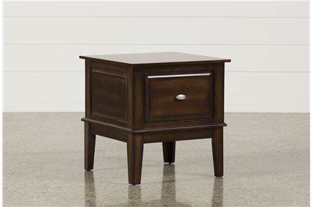 Display product reviews for KELVIN END TABLE