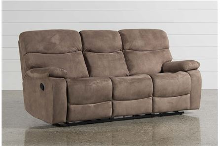 Display product reviews for JERICHO RECLINING SOFA
