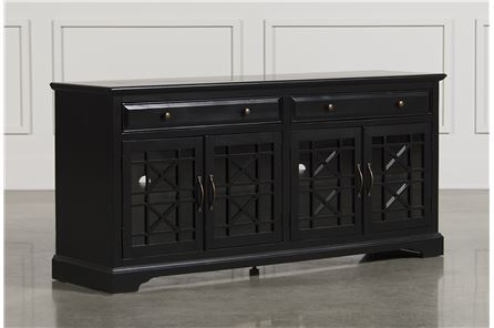 Display product reviews for ANNABELLE BLACK 70 INCH TV CONSOLE