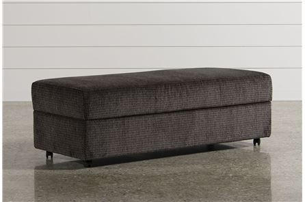 Display product reviews for EVAN STORAGE OTTOMAN