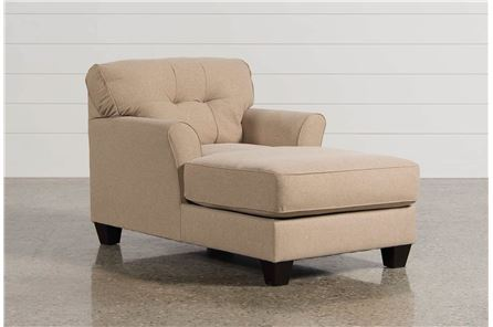 Display product reviews for LARYN KHAKI CHAISE