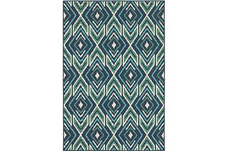Display product reviews for 79X114 OUTDOOR RUG-WEST BAY IKAT