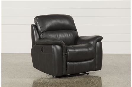 Display product reviews for JOEL CHARCOAL POWER RECLINER
