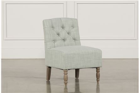Display product reviews for PRISCILLA GREY ACCENT CHAIR