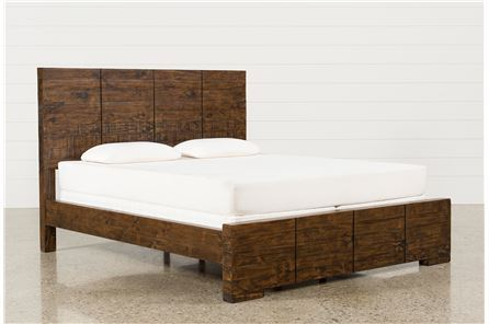 Display product reviews for KIT-TALLON CALIFORNIA KING PANEL BED