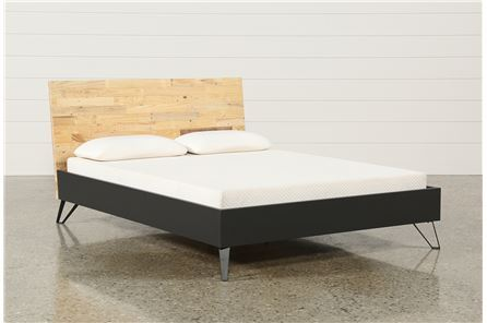 Display product reviews for KIT-MATIX QUEEN PLATFORM BED