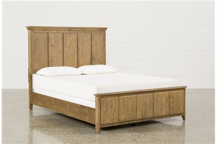 Display product reviews for KIT-MALLORY QUEEN PANEL BED