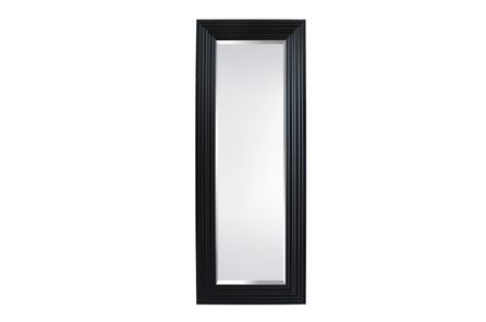 Display product reviews for LEANER MIRROR-BLACK LAYER 34X86