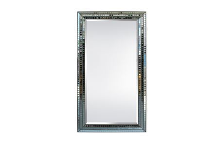 Display product reviews for LEANER MIRROR-MOSAIC GLASS 50X83