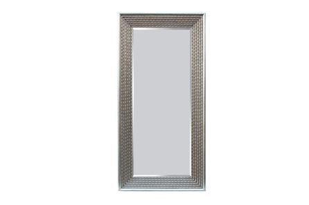 Display product reviews for LEANER MIRROR-SILVER BEAD 38X74