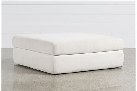 Display product reviews for GLAMOUR II OVERSIZED OTTOMAN