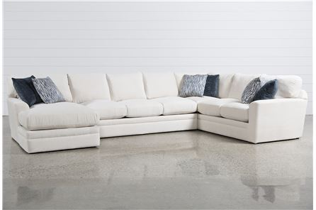 Display product reviews for KIT-GLAMOUR II 3 PIECE SECTIONAL