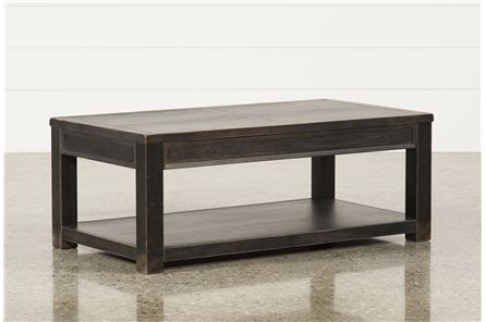 Gavelston Cocktail Table - Living Room Furniture Inspiration - Living Spaces